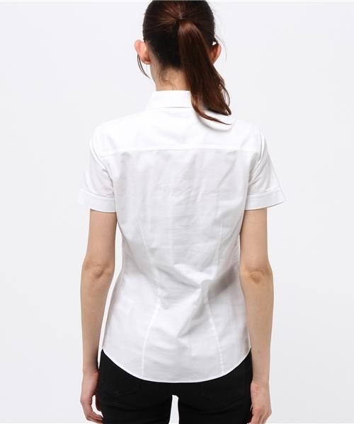 ノンアイロン スーピマコットン GF ショートスリーブ ボタンダウンシャツ Tailored Fit