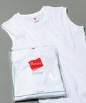 HANES | 【Hanes FOR BIOTOP】2-Pack  Sleeveless T-shirts(タンクトップ)