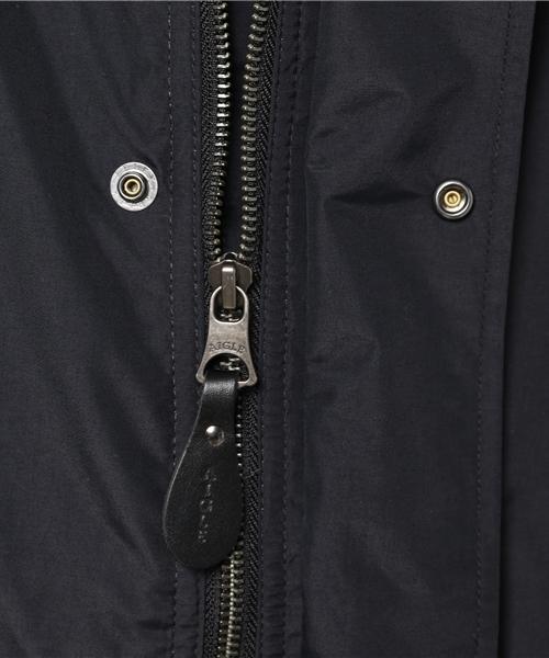 透湿防水 MTDフィッシュテイルコートジャケット