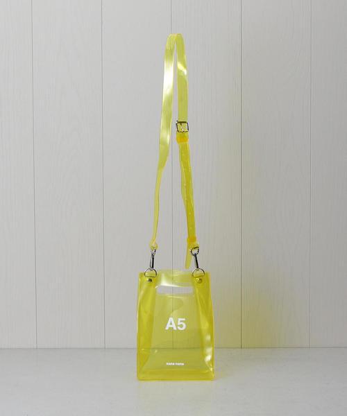 <nana-nana>A5 SHOULDER BAG/バッグ