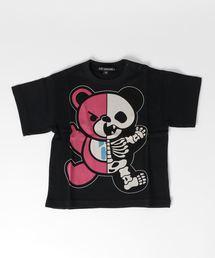 HYS BEAR SKELTON pt Tシャツ【XS/S/M】ブラック