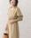 URBAN RESEARCH ROSSO WOMEN(アーバンリサーチ ロッソ)の「カシュクールマキシシャツワンピース(ワンピース)」|ベージュ