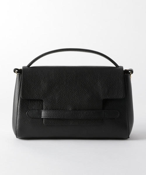 FLORENCE LEATHER D ワイド 2WAYバッグ
