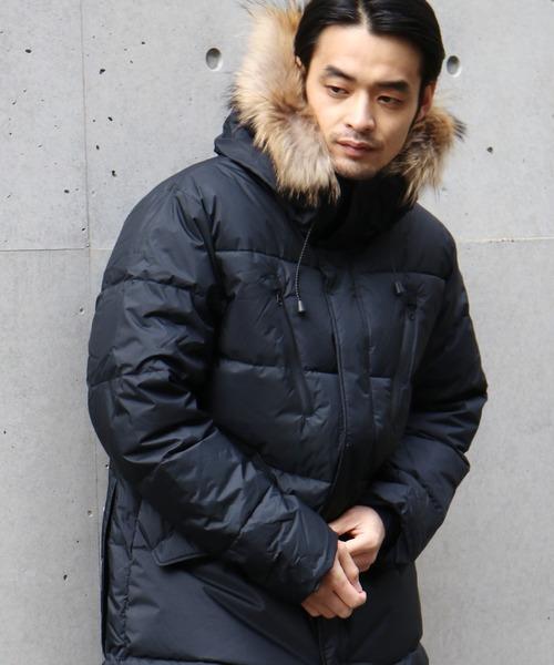 日本人気超絶の NANGA/ナンガ DOWN HALF HALF DOWN COAT(ダウンジャケット/コート) NANGA(ナンガ)のファッション通販, 幸福SHOP:260941f1 --- ascensoresdelsur.com