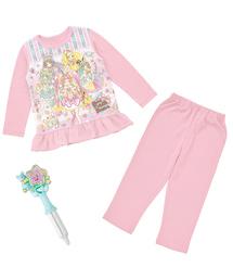 BANDAI(バンダイ)のスター☆トゥインクルプリキュア スターカラーペン付きパジャマ(ルームウェア/パジャマ)