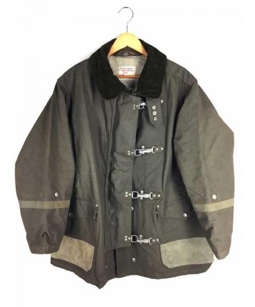 値頃 【ブランド古着】US Nachbau ファイヤーマンジャケット(その他アウター)|VINTAGE(ヴィンテージ)のファッション通販 - USED, セレクトショップ フィールドワン:df9a4e40 --- wm2018-infos.de