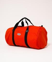 233 GIANT ロールボストンバッグ ブランドロゴ 94.2L コーデュラナイロン仕様オレンジ