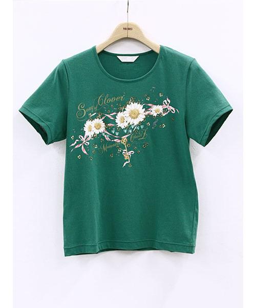 ソングオブクローバーTシャツ