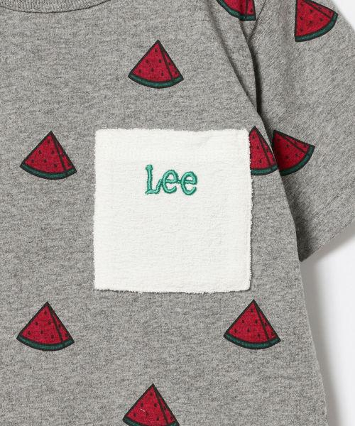 Lee / フルーツプリントTシャツ