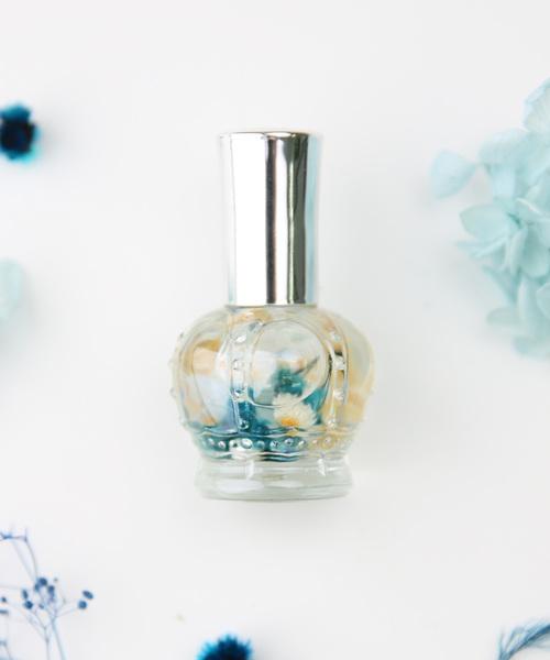 SiNCERE(シンシア)の「〈Kailijumei/カイリジュメイ〉Flower Nail Oil/フラワーネイルオイル(ハンドクリーム)」|ブルー