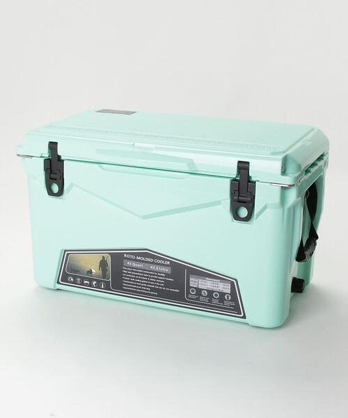 【 ICE AGE / アイスエイジ 】クーラーボックス45QT ILCO45 CUR