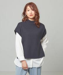 <closet story> ベスト×シャツ セット