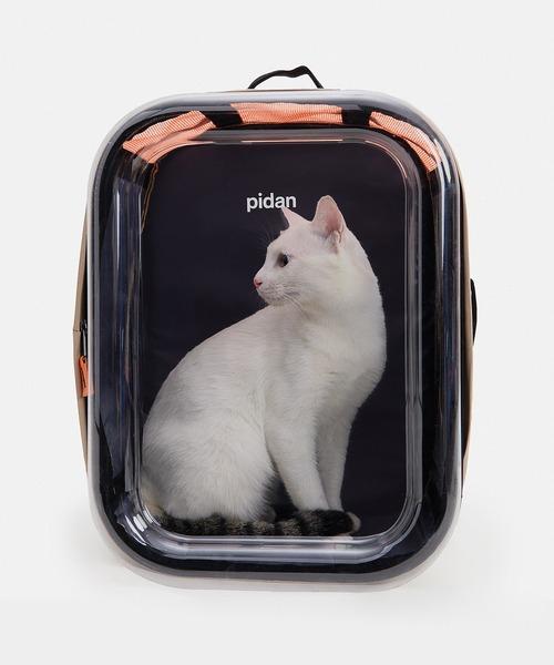猫用キャリーバッグ リュック おしゃれ