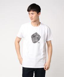 schott(ショット)のTHEE TEEN AGED/SKULL RING T-SHIRT(Tシャツ/カットソー)