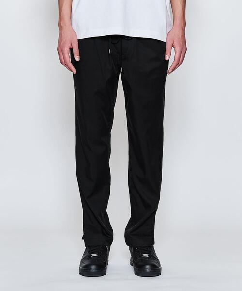 <ANEI> SIDE SLIT PANTS/イージーパンツ