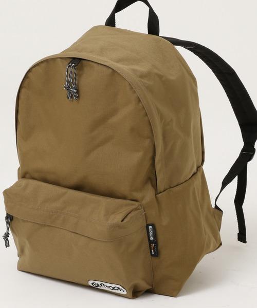 452T デイパック/バックパック 定番バッグのサイズをリニューアルした新シリーズ ブランドロゴ