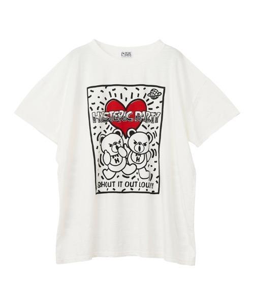 HYS PARTY オーバーサイズTシャツ