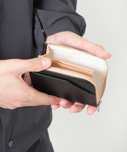 【 STARTTS / スターツ 】smart card wallet スマートカードウォレット WL01 SRI