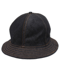 NEW YORK HAT | NEW YORK HAT / ニューヨークハット: Denim Stitch Tennis / ハット(寬邊帽)