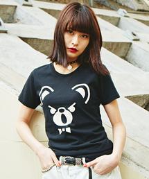 BEAR プリント Tシャツ