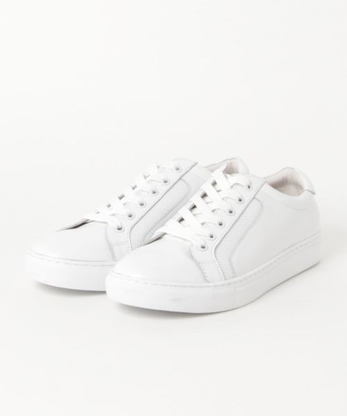 LEATHER SNEAKERS / レザースニーカー