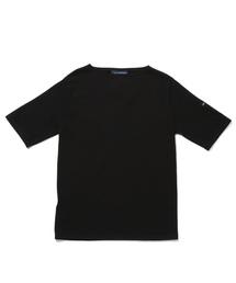 SAINT JAMES(セントジェームス)の【SAINT JAMES/セントジェームス】PIRIAC SOLID(Tシャツ/カットソー)