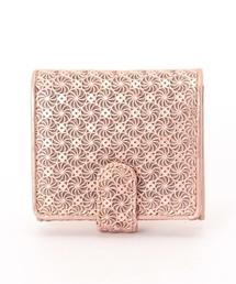HIROKO HAYASHI(ヒロコハヤシ)のGIRASOLE(ジラソーレ)薄型二つ折り財布(財布)
