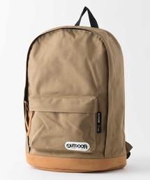 4053EXPT デイパック/バックパック  定番バッグのサイズをリニューアルした新シリーズ CORDURA(コーデュラ)ナイロン使用 ブランドロゴベージュ