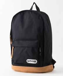 4053EXPT デイパック/バックパック  定番バッグのサイズをリニューアルした新シリーズ CORDURA(コーデュラ)ナイロン使用 ブランドロゴブラック