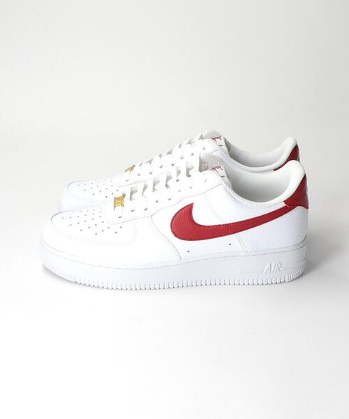 <NIKE> AIR FORCE1 TEAM RED/エアフォース1