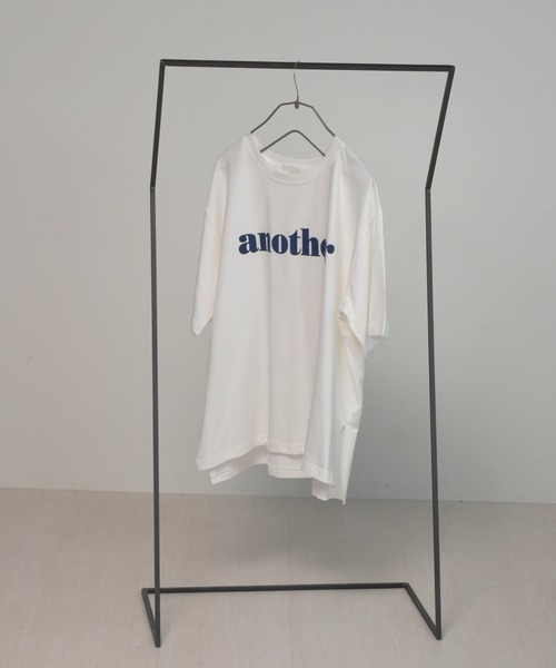anther logo tee