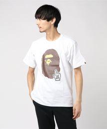 A BATHING APE(アベイシングエイプ)のBAPE ONLINE TEE M BAPEC(Tシャツ/カットソー)