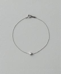 ete(エテ)のPT900 ダイヤモンド 0.1ct ブレスレット「ブライト」(ブレスレット)