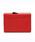 MURA(ムラ)の「RFIDスキミング防止機能付 レザー 三つ折り ミニ財布(財布)」|レッド