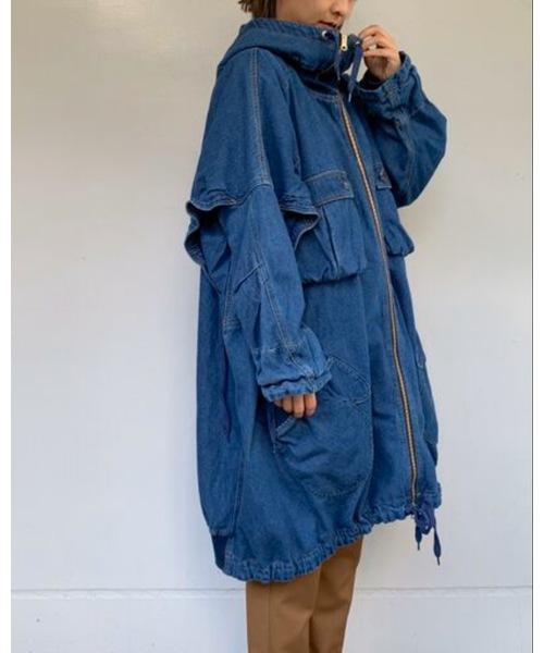 大特価!! デニコート(デニムジャケット)|mercibeaucoup,(メルシーボークー)のファッション通販, ナラシノシ:9ecfd328 --- tsuburaya.azurewebsites.net