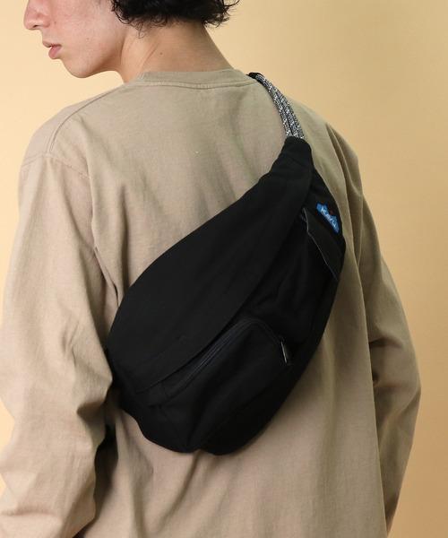 【 KAVU 】 Mini Rope Bag