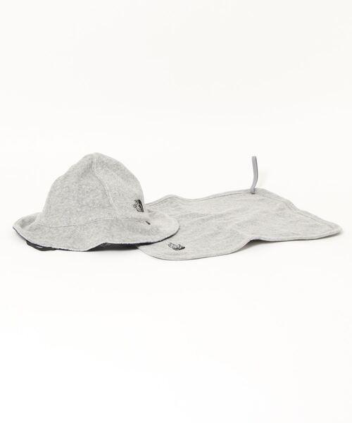 THE NORTH FACE/ザ·ノース·フェイス/B  R HAT TOWEL SET/ベビー リバーシブルハットタオルセット/ACC/·/NNB02010/b  r hat towel set