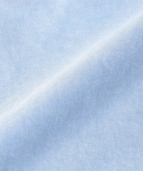 [WEB限定]リブカフスシャツ