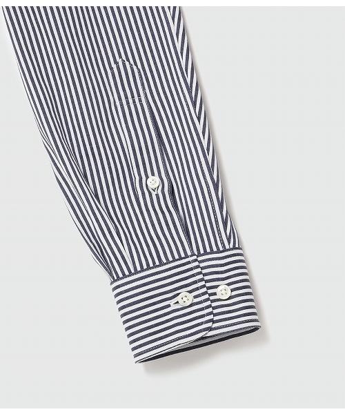 ロンストボタンダウンシャツ
