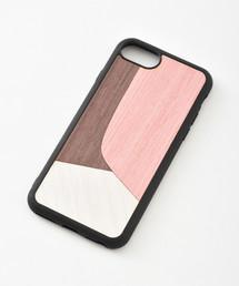 IDEA(イデア)のWOOD'D iPhoneCOVER INLAY iPhone7/8(モバイルケース/カバー)