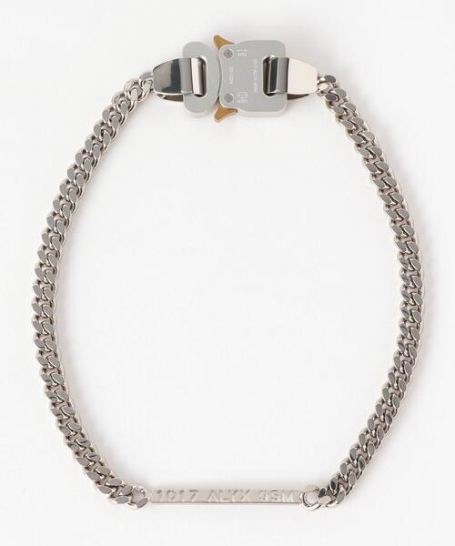<1017 ALYX 9SM>BUCKLE NECKLACE/ネックレス