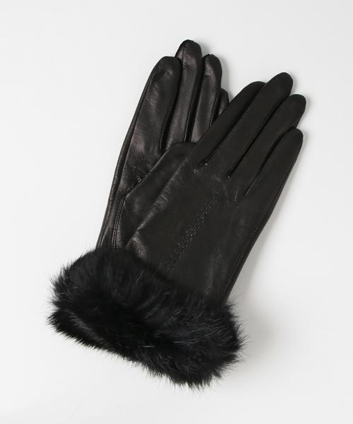 イタリーラムレザー手袋