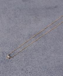 UBCB 18K BUCKET ダイヤ ネックレス