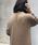 &g'aime(アンジェム)の「【&g'aime】プリーツキャミ付レイヤードワンピース(ワンピース)」|詳細画像