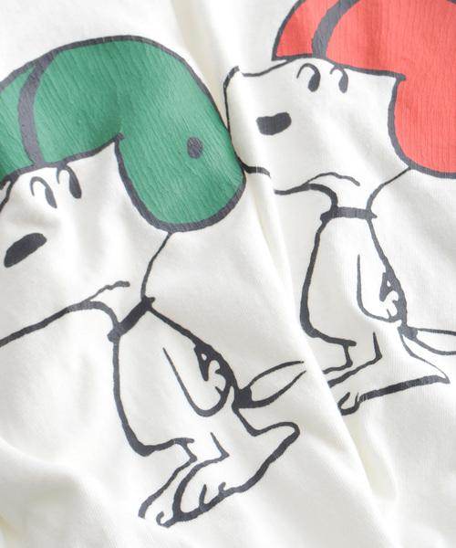 JACKSON MATISSE Snoopy Football Tee