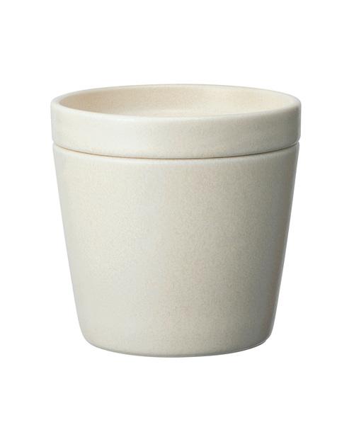 BRUNO(ブルーノ)の「セラミックカップ&プレート(食器)」|アイボリー