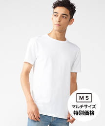 ZOZO(ゾゾ)のバインダークルーネックTシャツ[MEN](Tシャツ/カットソー)