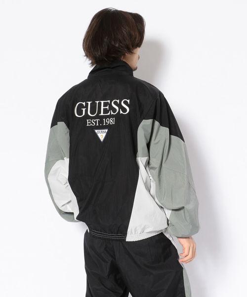 感謝の声続々! GUESS TRACK GREEN LABEL/ゲス LABEL/ゲス グリーン レーベル/NYLON TRACK レーベル/NYLON JACKET(ブルゾン)|GUESS GREEN LABEL(ゲスグリーンレーベル)のファッション通販, HIP HOP DOPE:7ffa2d09 --- skoda-tmn.ru