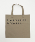 MARGARET HOWELL | COTTON CANVAS(トートバッグ)
