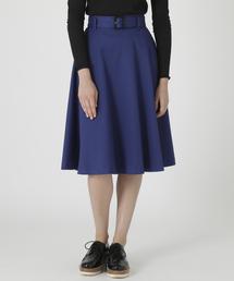 BLUE LABEL CRESTBRIDGE(ブルーレーベルクレストブリッジ)のライトホイップドスキンスカート(スカート)